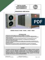 Manual de Instalación de un compresor de aire