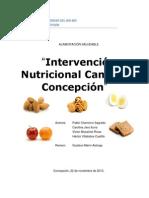 Intervención_Alimentación Saludable