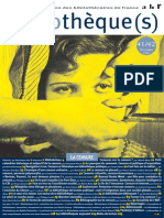 Bibliotheque(s), n.º 41/42 (décembre 2008)