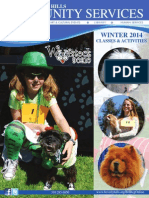 Beverly Hills 2014 Winter Classes & Activities