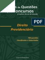 149516510-700-QUESTOES-DIREITO-PREVIDENCIARIO