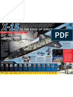 NASA X-15 to the Edge of Space Poster