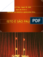 Isto e' Sao Paulo