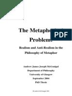 Realizmi Dhe Anti Realizmi Ne Filozofine e Metafores