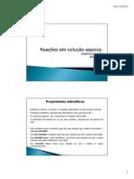 carlameireles-Reações em solução aquosa