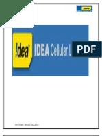 Financial Analysis of IDEA