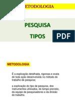 Metodologia+Tcc+3+Tipos+de+Pesquisa