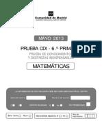 CDI 6PRI Matem-Ticas Libre