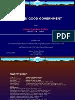 Ham Dan Good Government