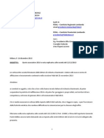 RRCM_MI265_Lettera a Comitati Regionali Provinciali_Quote Associative 2014_Rev1
