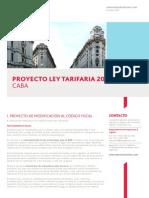 Ley Tarifaria CABA 2014a