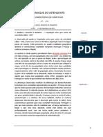 Analise de Graficos e Comentarios