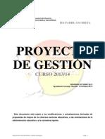 Web Proyecto Gestion 2013 14
