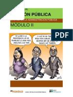La Etica en La Funcion Publica
