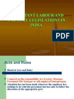 Labour Laws- In Detail