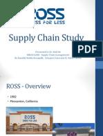 Ross Supply Chain Study
