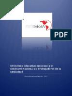 HISTORIA DE LA SNTE Y LA SEP.pdf