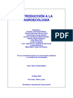 Agroecologia Y TERAPIA HOMA