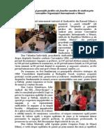 Masa Drepturile şi garanţiile juridice ale femeilor-membre de sindicat prin prisma Convenţiilor Organizaţiei Internaţionale a MunciiRotunda La Edinet1