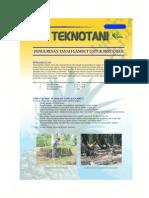 Pengurusan Tanah Gambut Untuk Pertanian