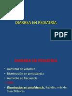 DIARREA EN PEDIATRÍA