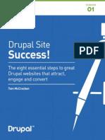 Drupal Site Success