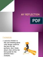 My Reflection Ib Profile