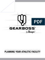 Athletic Planning Guide by Wenger GearBoss