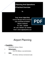 Airport Planning And Operations