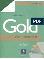 Advanced Gold Exam Maximiser