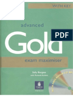 Advanced Gold Exam Maximiser