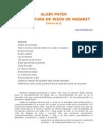 Patin, Alain - La Aventura de Jesus de Nazaret