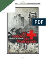 Novela- EL MÉDICO DE STALINGRADO- Heinz Konsalik