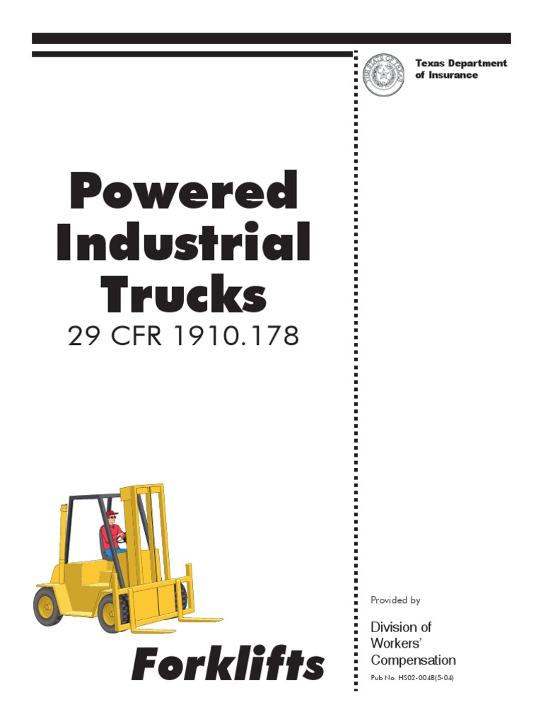 Forklift Drivercard And Certificate Template Forklift