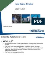 SP3D Automation