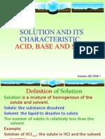Chemistry:Solution 1
