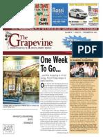 The Grapevine, December 18, 2013