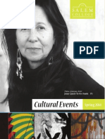 Cultural Events - Spring 2014