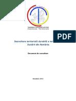 Dezvoltare teritorială durabilă a teritoriului