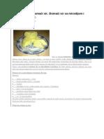 Kako napraviti domaći sir
