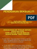 PEND. SEKSUALITI-Bengkel Guru Prasekolah 2005