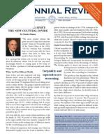 Centennial Review - January 2014