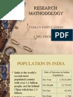 Copy of RM Population-A Big Problem