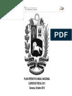 Venezuela Poan2011