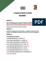 Carrera Solidaria en Lagartera Reglamento 21-12-2013