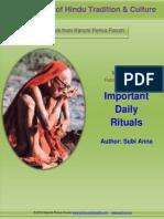 Kanchi Periva Forum - eBook on Important Daily Rituals