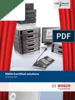 EN54 Certification Booklet v6