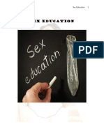 sex education in the philippines thesis