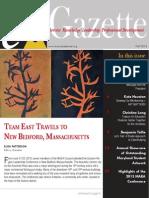 maea gazette fall 2013