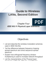 CWNA Guide to Wireless LAN's Second Edition - Chapter 4